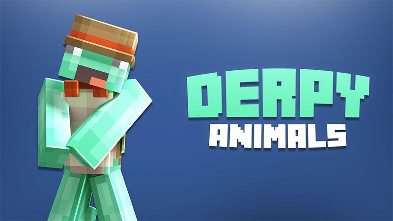Derpy Animals on the Minecraft Marketplace by Aurrora