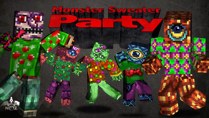 Monster Sweater Party