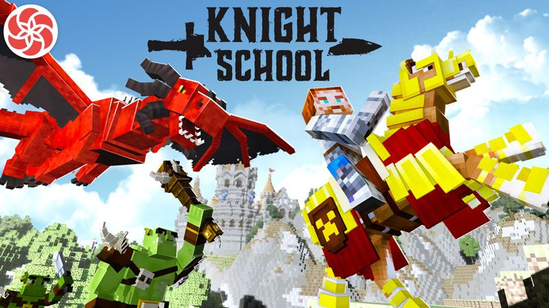 Knight School on the Minecraft Marketplace by Everbloom Games