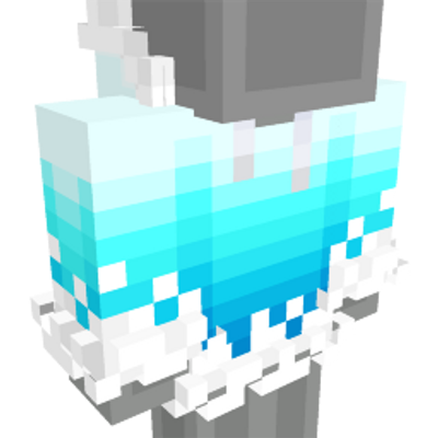SkyBlock Cloud Hoodie on the Minecraft Marketplace by The Lucky Petals