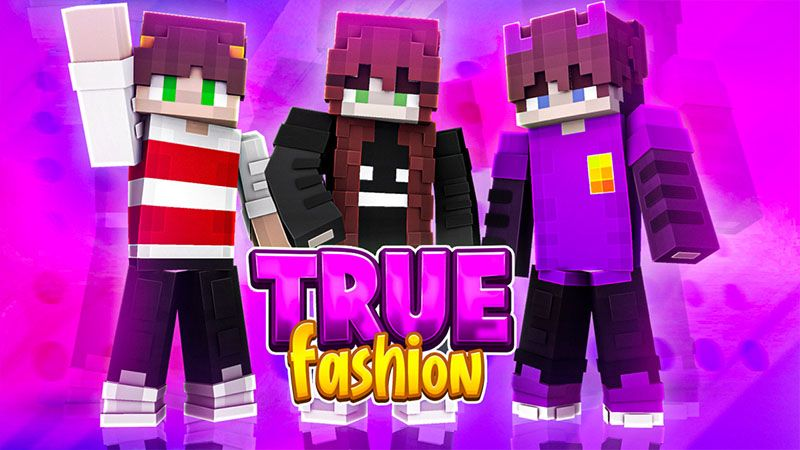 True Fashion on the Minecraft Marketplace by Odyssey Builds