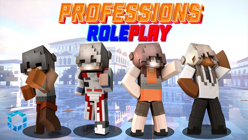 Professions Roleplay on the Minecraft Marketplace by UnderBlocks Studios