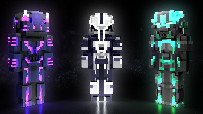 Armor HD on the Minecraft Marketplace by Nitric Concepts