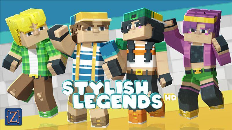 Stylish Legends HD on the Minecraft Marketplace by Code Zealot Studios LLC