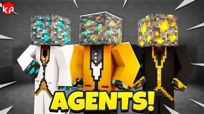 Deepslate Agents on the Minecraft Marketplace by KA Studios