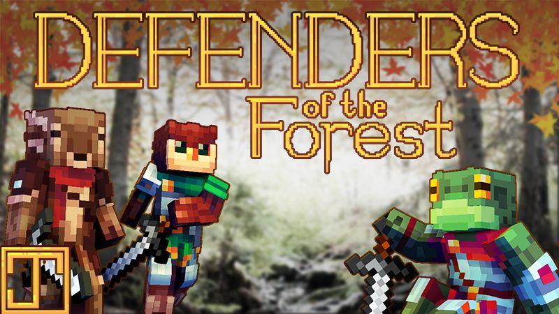 Forest Defenders Skin Pack