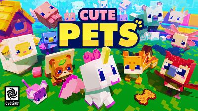 Cute Pets on the Minecraft Marketplace by Cyclone