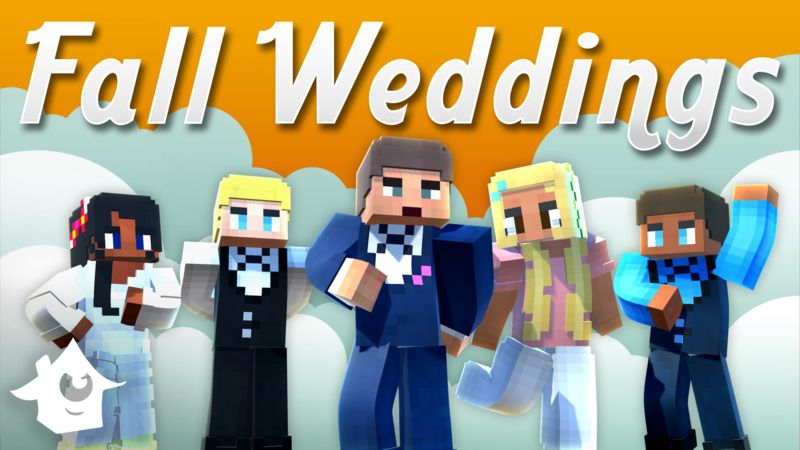 Fall Weddings on the Minecraft Marketplace by House of How