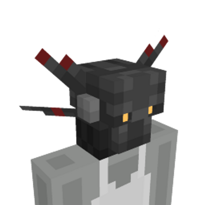 Stealth Robot Head on the Minecraft Marketplace by Odd Block