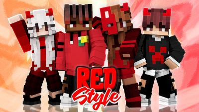 Red Style on the Minecraft Marketplace by BLOCKLAB Studios