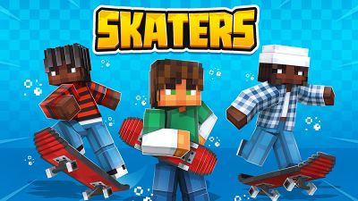 Skaters on the Minecraft Marketplace by Cynosia