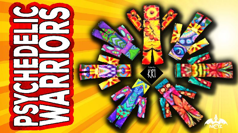 Psychedelic Warriors