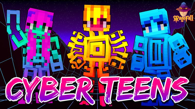 Cyber Teens on the Minecraft Marketplace by Magefall