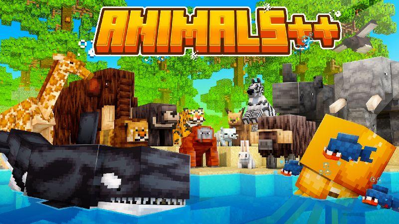 ANIMALS on the Minecraft Marketplace by Kubo Studios