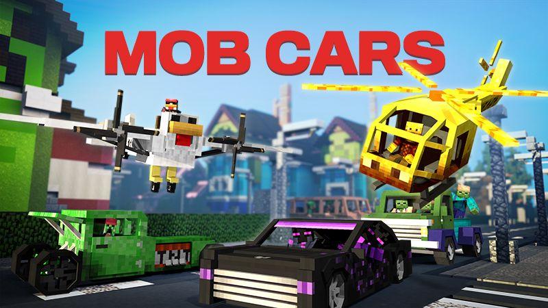 Mob Cars on the Minecraft Marketplace by Team Vaeron
