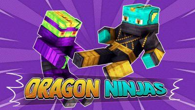 Dragon Ninjas on the Minecraft Marketplace by 57Digital