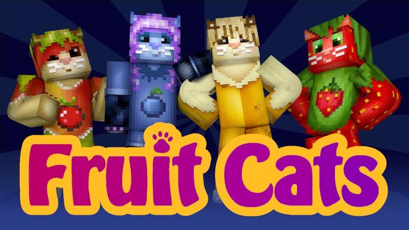 HD Fruit Cats