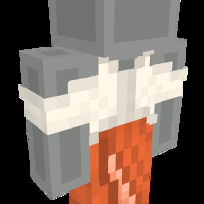 Maxi Dress on the Minecraft Marketplace by Blockception
