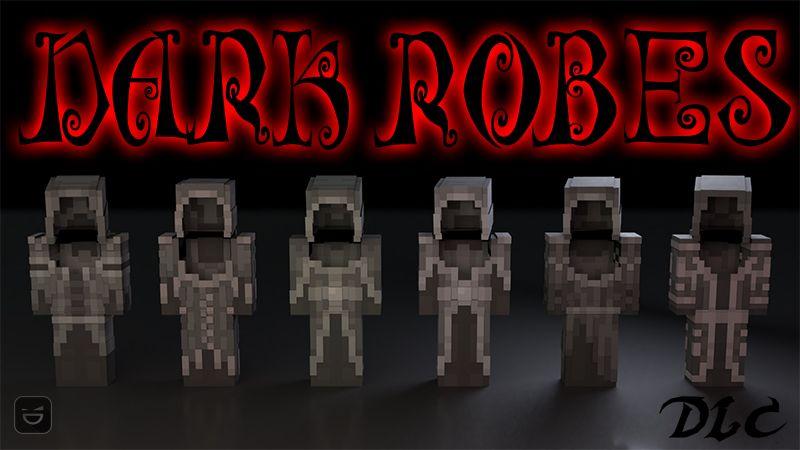 Dark Robes on the Minecraft Marketplace by Dark Lab Creations