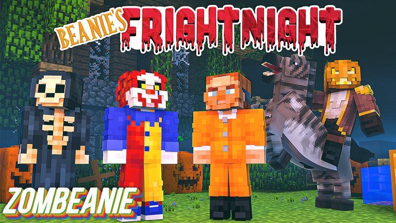 Beanies Fright Night on the Minecraft Marketplace by Zombeanie