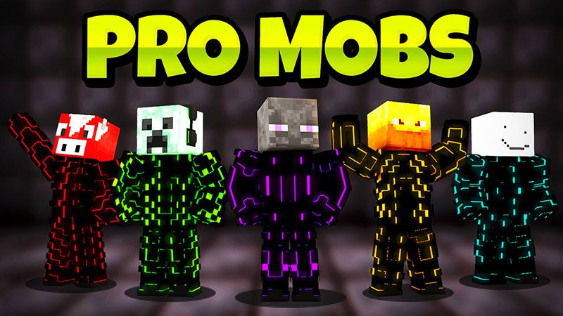 Pro Mobs on the Minecraft Marketplace by KA Studios