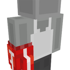 Foam finger R on the Minecraft Marketplace by Panascais
