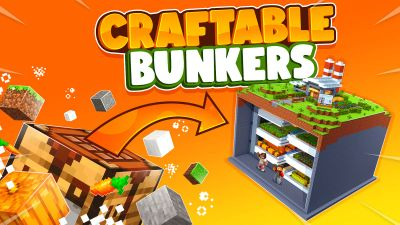 Craftable Bunkers on the Minecraft Marketplace by 57Digital