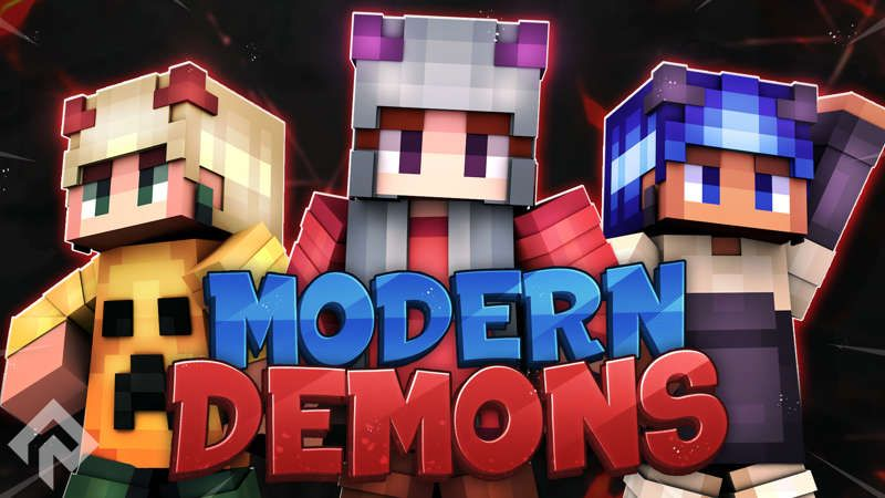 Modern Demons on the Minecraft Marketplace by RareLoot