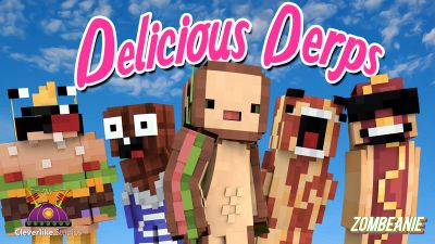 Delicious Derps on the Minecraft Marketplace by Cleverlike
