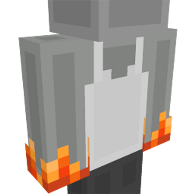 Flaming Fists on the Minecraft Marketplace by CreatorLabs