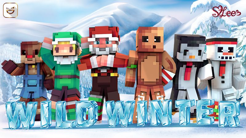 Wild Winter on the Minecraft Marketplace by Giggle Block Studios