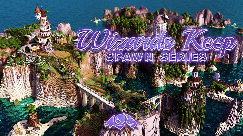Wizards Keep on the Minecraft Marketplace by Monster Egg Studios