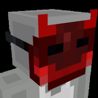 Demon Mask on the Minecraft Marketplace by Mazario Studios
