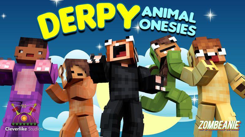 Derpy Animal Onesies