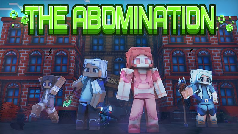 The Abomination on the Minecraft Marketplace by Dark Lab Creations