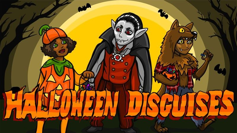 Halloween Disguises on the Minecraft Marketplace by BBB Studios