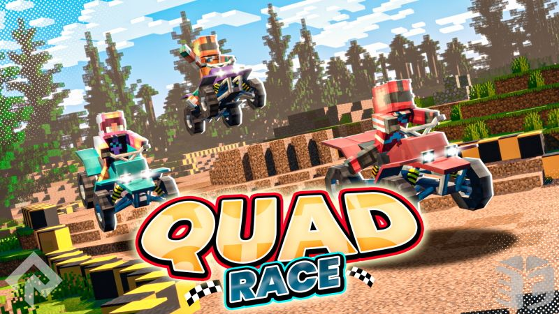 Quad Race on the Minecraft Marketplace by RareLoot