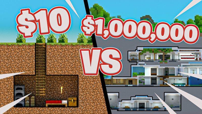 Millionaire Underground Base on the Minecraft Marketplace by BBB Studios