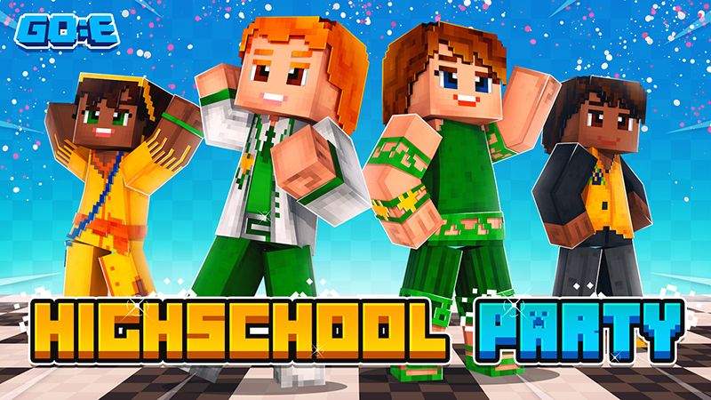 High School Party on the Minecraft Marketplace by GoE-Craft