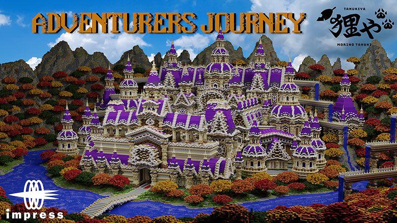 Adventurers Journey on the Minecraft Marketplace by Impress