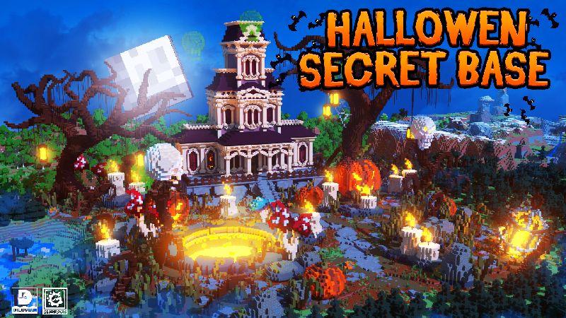Hallowen Secret Base on the Minecraft Marketplace by Gearblocks