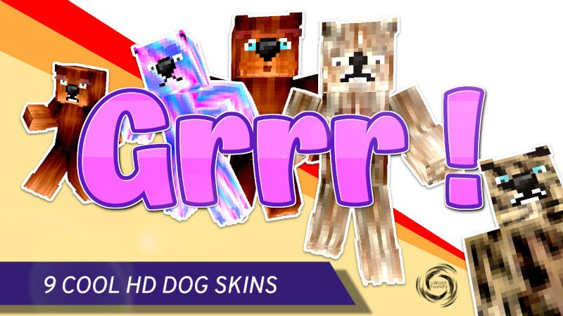 Grrr on the Minecraft Marketplace by The World Foundry