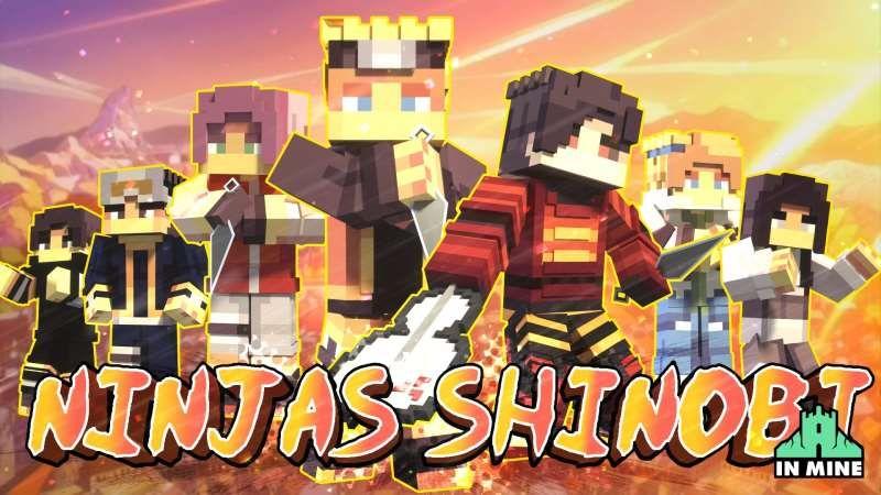 Ninjas Shinobi on the Minecraft Marketplace by In Mine