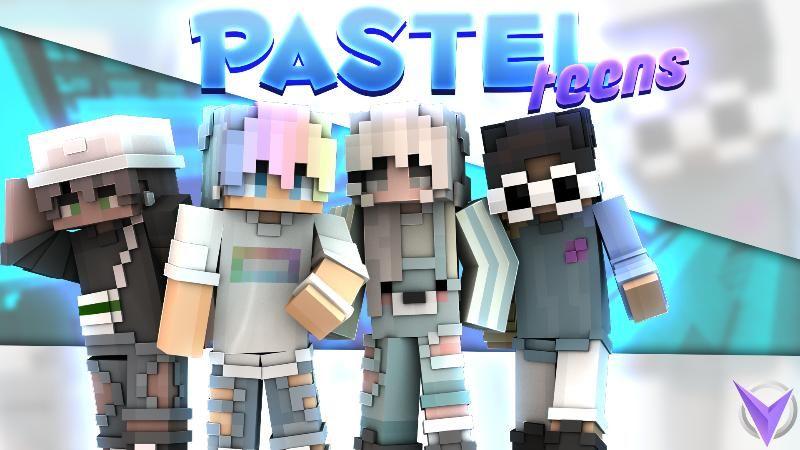 Pastel Teens