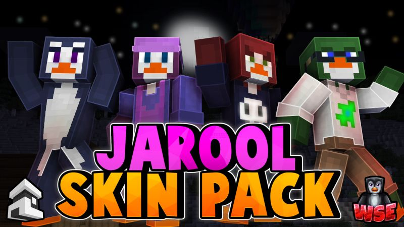 Jarool on the Minecraft Marketplace by Project Moonboot