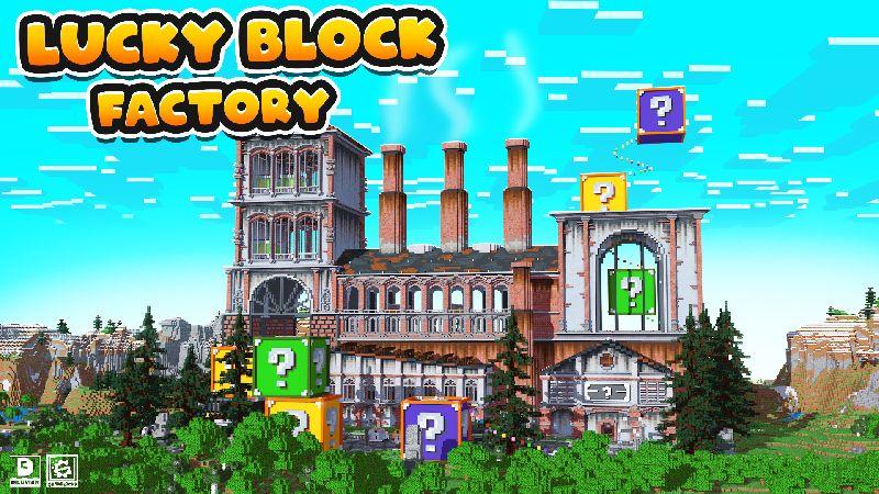 Lucky Block Factory