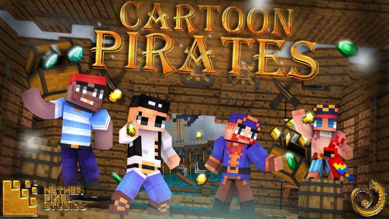 Cartoon Pirates on the Minecraft Marketplace by Netherpixel