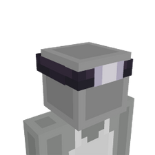 Ninja Headband on the Minecraft Marketplace by 57Digital