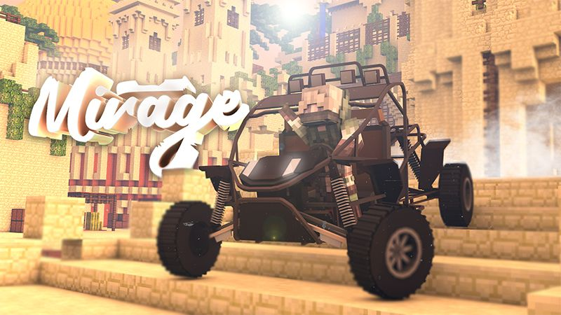 Mirage on the Minecraft Marketplace by Entity Builds