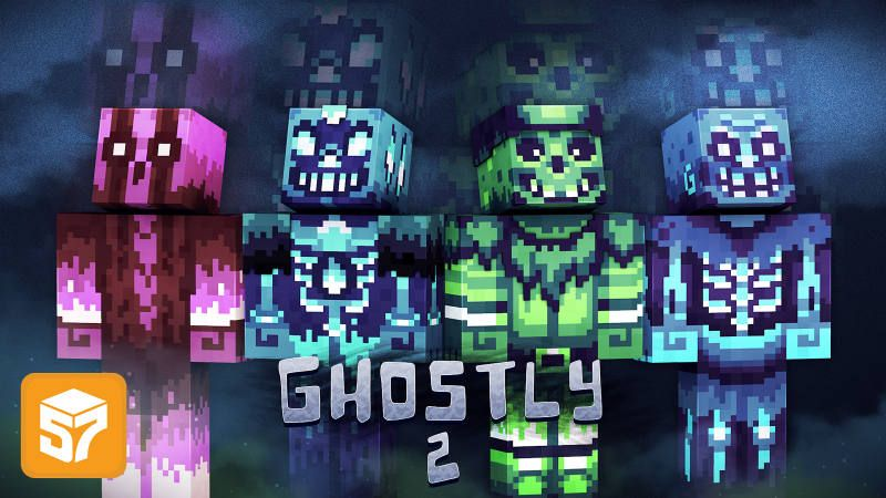 Ghostly 2 on the Minecraft Marketplace by 57Digital